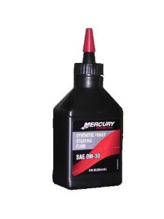 Buy OEM Mercury Marine Synthetic Power Steering Fluid SAE 0W-30 8 oz motorcycle in Millsboro, Delaware, United States, for US $7.01
