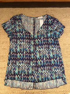 Renee top ordered from Stitch Fix. Size L