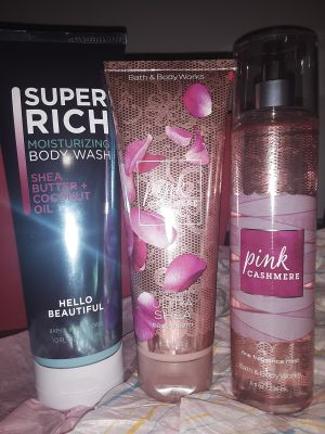 Brand New Bath & Body Works!