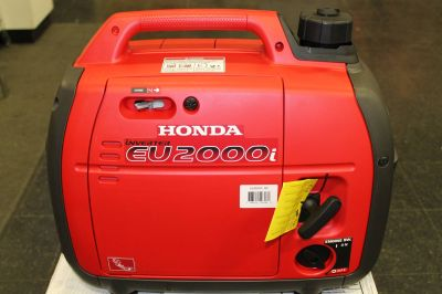2017 Honda Power Equipment EU2000i Residential Adams, MA