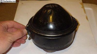Oil Bath Air cleaner Witch Hat Knecht 113-129-611
