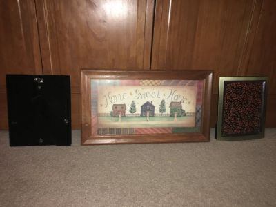 Pictures/Frames