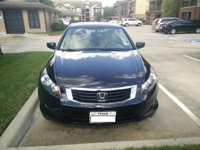 Honda Accord for Sale 2008, LXP Trim, Clean TX title and only 55000 miles
