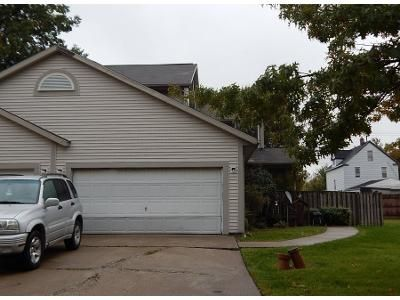 3 Bed 1 Bath Preforeclosure Property in Cleveland, OH 44105 - John P Green Pl