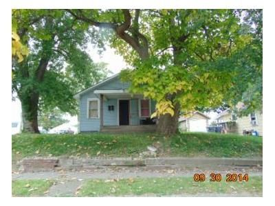 4 Bed 2.0 Bath Foreclosure Property in Anderson, IN 46016 - Fletcher St