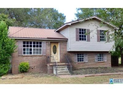 3 Bed 1 Bath Foreclosure Property in Bessemer, AL 35023 - Circle Dr