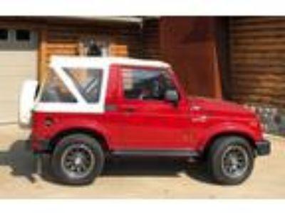 1990 Suzuki Samurai Jl 4x4