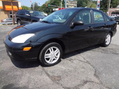2000 Ford Focus Sony Limited (Black)