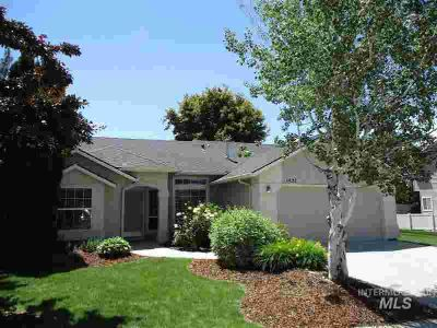1427 W. Great Basin Dr. MERIDIAN Four BR, COMPARE TO NEW