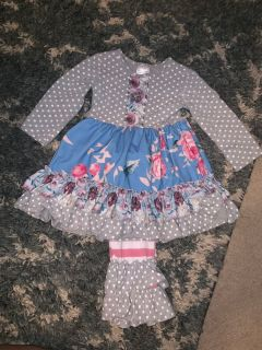 Boutique outfit, super sweet and great condition