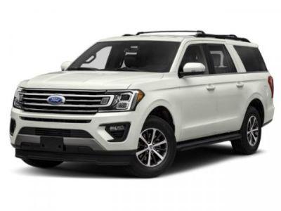 2019 Ford Expedition Max Platinum (White Platinum Metallic Tri-Coat)