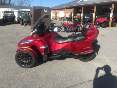 2016 Can-Am Spyder RT-S SE6 3 Wheel Motorcycle Ebensburg, PA
