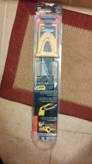 """18"""" Chainsaw bar with chain and with sharpener ! Brand new"""