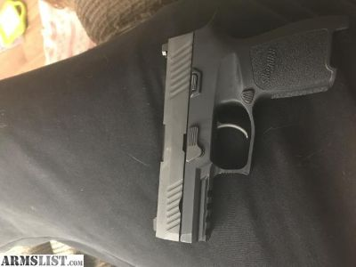 For Sale/Trade: Sig Sauer p320
