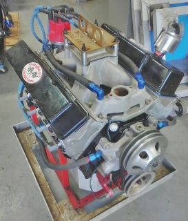FRESH 362ci SOUTHERN ALLSTAR SPEC ENGINE