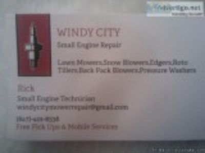 Windy City small engine repair