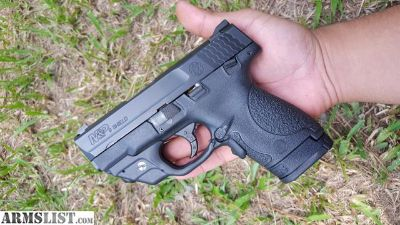 For Sale/Trade: M&P Shield 9mm SC
