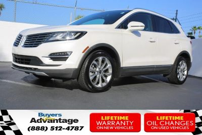 2015 Lincoln MKC Base (White Platinum Metallic Tri-Coat)