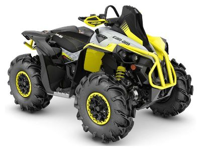 2019 Can-Am Renegade X MR 570 Sport ATVs Jesup, GA