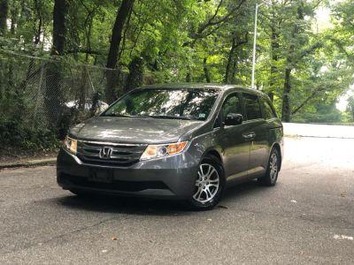 2012 Honda Odyssey EX (Gray)