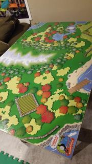 Thomas the Train table insert. Good used condition.