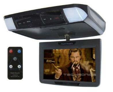"""Find POWER ACOUSTIK PT-91CM +2YR WRNTY 9"""" UNIVERSAL FLIP DOWN CAR AUDIO VIDEO MONITOR motorcycle in Gardena, California, United States, for US $119.98"""