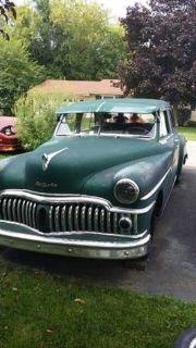 1950 Chrysler DeSoto