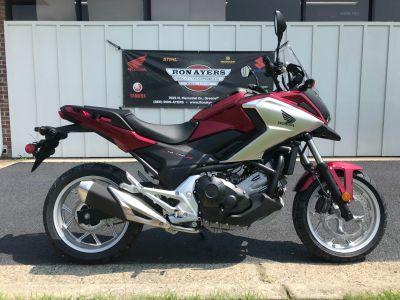 2018 Honda NC750X Dual Purpose Motorcycles Greenville, NC