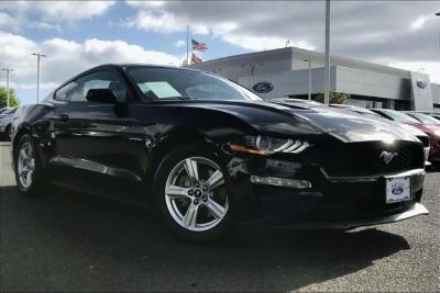 2018 Ford Mustang EcoBoost Fastback (Shadow Black)