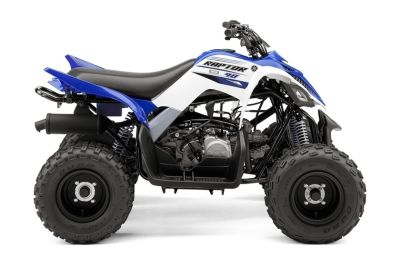 2016 Yamaha Raptor 90 Kids ATVs Woodinville, WA