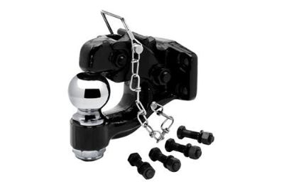 "Sell Tow Ready 63012 - Pintle Hook 16000/3000 w 2-5/16"" Chrome Hitch Ball, Hardware motorcycle in Plymouth, Michigan, US, for US $78.39"