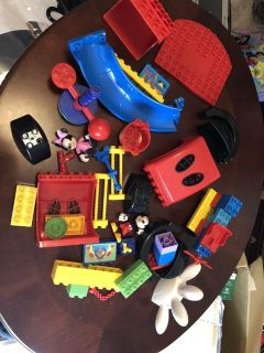 Mickey Mouse Clubhouse Blocks