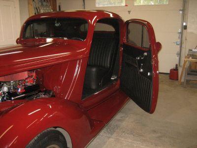 1937 Packard street rod