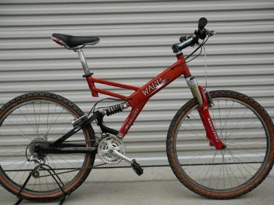 Sharp Giant Warp DS1 Mountain Bike - Hybrid -