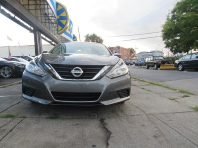 2017 Nissan Altima 2.5 S Sedan (Gray)