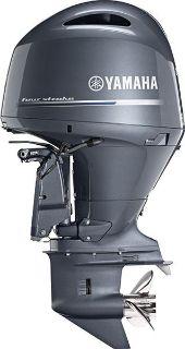 2017 Yamaha F150LB 4-Stroke Outboard Motors Newberry, SC