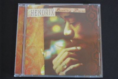 Jimi Hendrix - Burning Desire (Rare & Out Of Print)