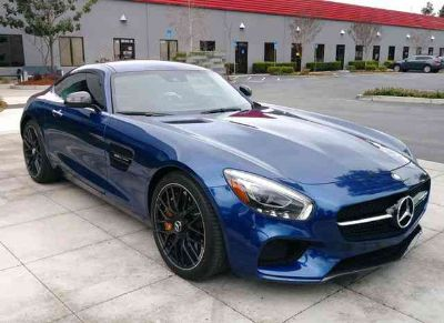 Used 2016 Mercedes-Benz Mercedes-AMG GT for sale
