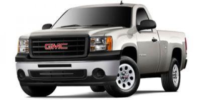 2010 GMC Sierra 1500 Work Truck (Summit White)