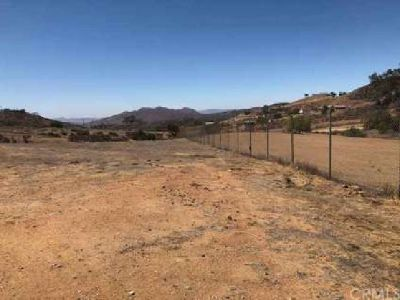 20691 swago Road Perris, Come build your dream home on this