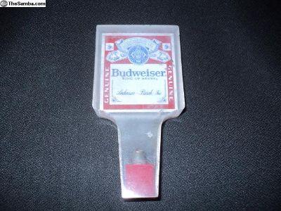 budweiser tap shift knob/handle 10mm
