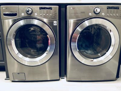 LG washed and dryer!!!