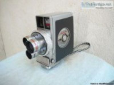 Vintage rsquos DEJUR (mm) Electra MOVIE CAMERA