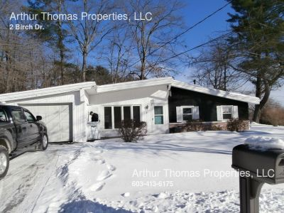 3 Bedroom Single Family Home in Garrison School District