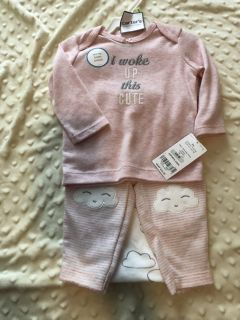 BNWT Carter s Outfit