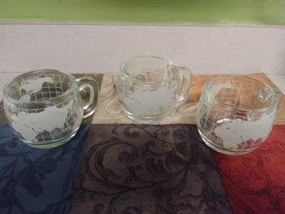 Vintage Nestl mugs all three for 20.00 or 10.00 each
