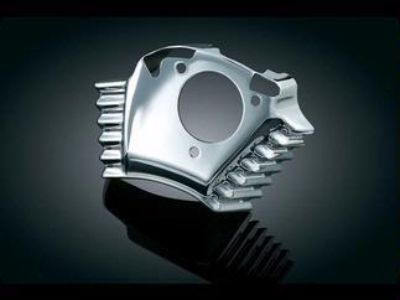 Buy Kuryakyn Throttle Servo Motor Cover Harley Davidson motorcycle in Ashton, Illinois, US, for US $89.99