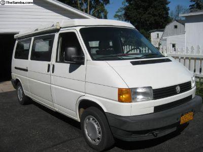 1995 Eurovan Camper