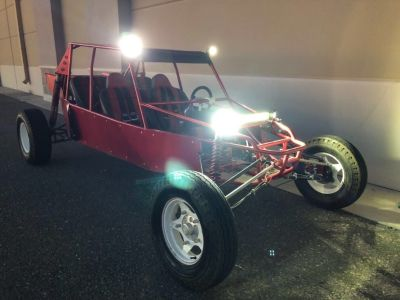 Hayabusa turbo buggy