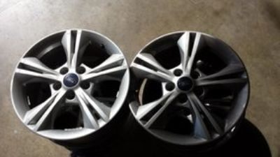 """16"""" Rims from 2013 Ford Focus"""